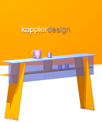 Kappler Produkt-Design und Innen-Architketur